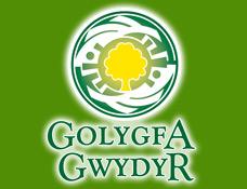 Golygfa Gwydyr Logo