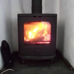 Cosy wood fire and fire wood for sale